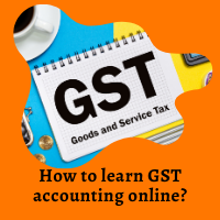 How to learn GST accounting online